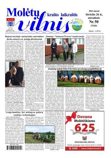 2012 m. birželio 26 d., antradienis Nr.50 - 2013 - VILNIS