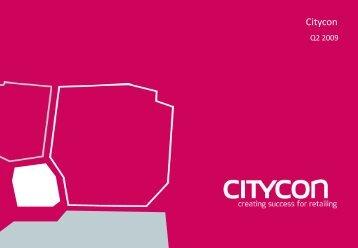 2,1 - Citycon
