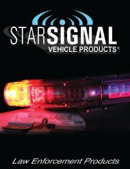 signal vehicle products catalog - Public Safety Equipment Company ...