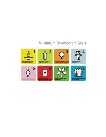 Millennium Development Goals - UNDP