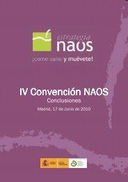 IV Convención Convención Convención NAOS - Eurocarne