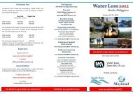 Conference Fees Registration Accommodation The Organiser ... - IWA
