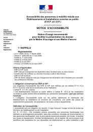 Notice accessibilité à télécharger et imprimer - Ville d'Aubervilliers