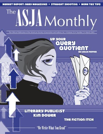 March 2005 - The ASJA Monthly