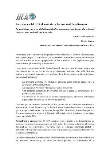 La respuesta del IICA al aumento en los precios de los alimentos.pdf