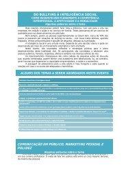 comunicação em público, marketing pessoal e polidez - OPEE