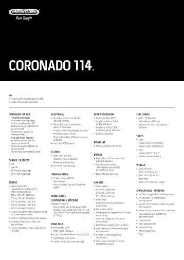 CORONADO 114. - Ahg