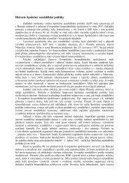 Společná zemědělská politika-načisto