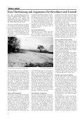 Ausgabe 8, Dezember 2008 - Quartier-Anzeiger Archiv - Page 6