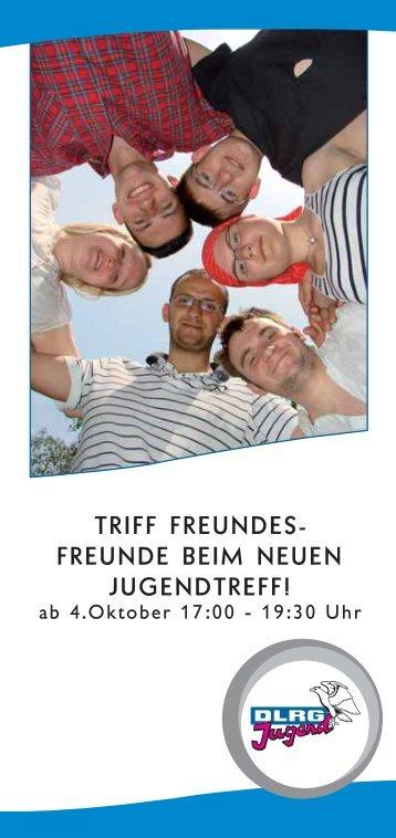Flyer - Tempelhof - DLRG-Jugend