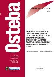 OSTEBA - INFORME DE EVALUACIÓN D-06-03 - Euskadi.net