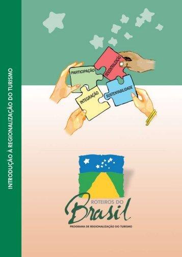 Introdução à Regionalização do Turismo - SEaD da UFSC