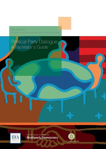 Political Party Dialogue – A facilitators guide