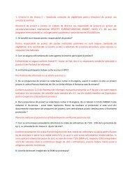 Intrebari frecvente - CNDI