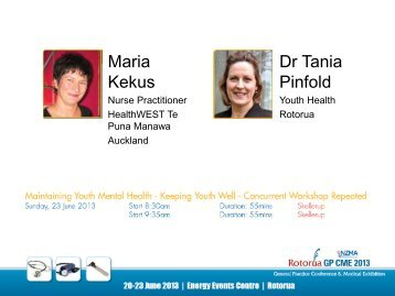 Mental Health - General Practice Conference & Medical Exhibition