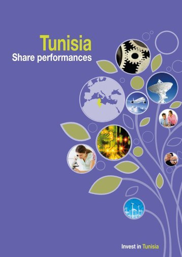 Share performances - Invest in Tunisia, The Foreign Investment ...