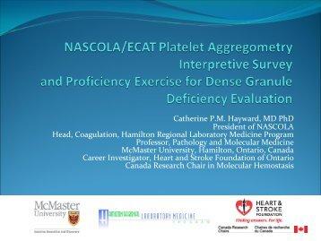 dense granule deficiency - NASCOLA