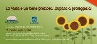 Invito F - Agenzia internazionale per la prevenzione della cecità