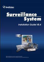 Installation Guide V8.4 - Remote-security.com