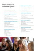 brochure over het leerwerktraject (LWT) - Wellantcollege - Page 6