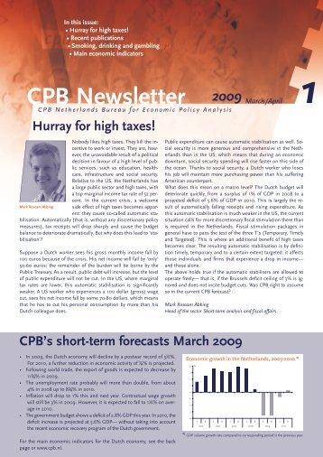 CPB Newsletter