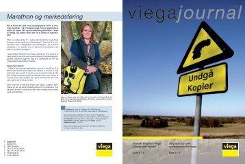 Marathon og markedsføring - Viega
