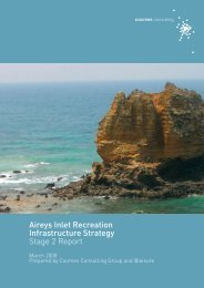 Aireys Inlet Recreation Infrastructure Strategy ... - Surf Coast Shire