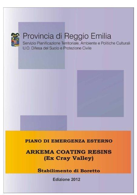 PEE Cray Valley_def - Provincia di Reggio Emilia