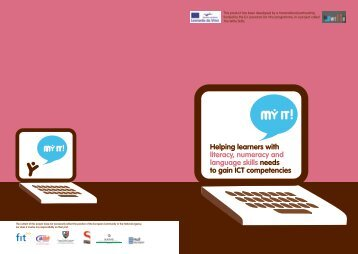 My IT! Tutor Induction Programme - FIT