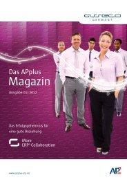 Das APplus Magazin - AP Schweiz Informatik AG