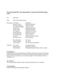 Protokoll styrelsemöte 2009-03-06 (pdf, 35 kB) - GIH