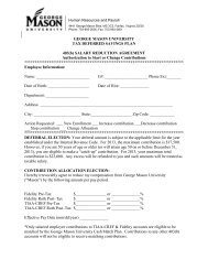 403(b) SALARY REDUCTION AGREEMENT - Human Resources ...