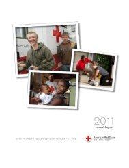 Annual Report 2011 - American Red Cross