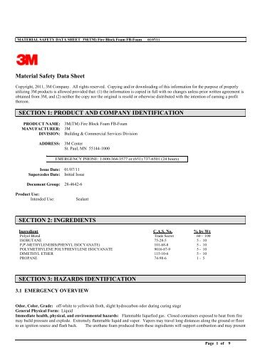 Cadweld plus msds - Western Extralite Company