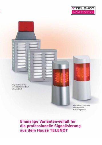 Prospekt (pdf) - DZ Schliesstechnik GmbH