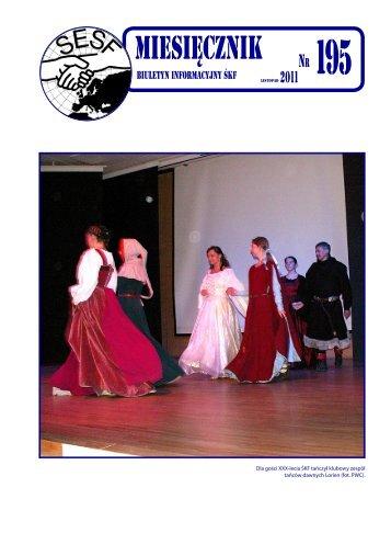 Miesięcznik nr. 195 - Śląski Klub Fantastyki