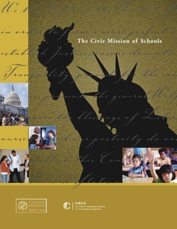 The Civic Mission of Schools - Circle