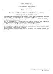 Festa di Tavernelle.pdf - Comune di Vignola