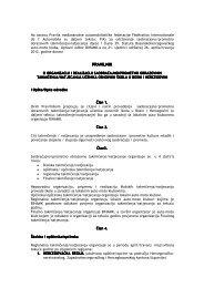 pravilnik dsot - Bihamk