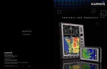 portable GPS - GARMIN - We'll take you there