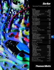 Stakon Catalog - Electronic Fasteners Inc