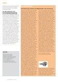 Forschung an der Fachhochschule - Gesundheit - Berner ... - Page 3