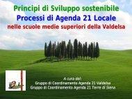 Dicembre 2005 Presentazione Liceo Scientifico A. Volta - Agenda 21