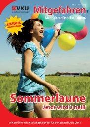 Juli bis September 2012 - Horschler Kom|mu|ni|ka|ti