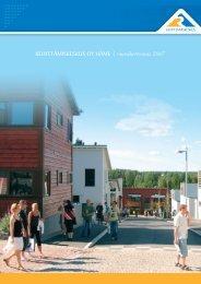 Kehke 2007 vuosik.pmd - Kehittämiskeskus Oy Häme