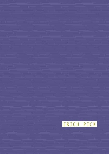 PDF (500 kB) - erich pick