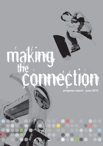 Making the Connection progress report - My Future's in Falkirk