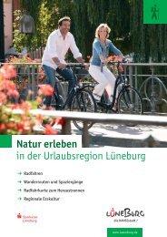 Natur erleben - Verein zur Förderung der regionalen Esskultur