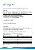 Public Health and Clinical Services Division - Health Workforce ... - Page 3