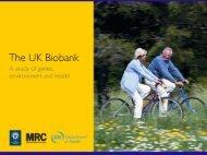 UK Biobank John Newton - P3G